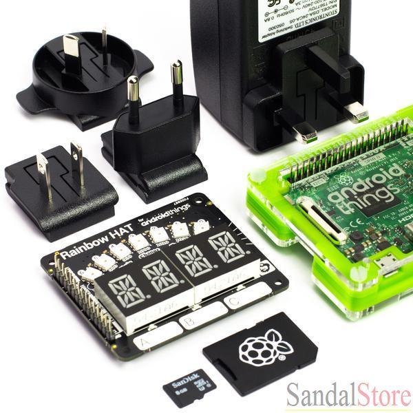 首页 microbit raspberry pi 3 starter kit for android things